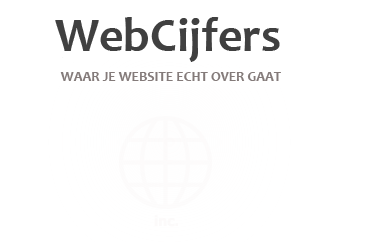 WebCijfers | index